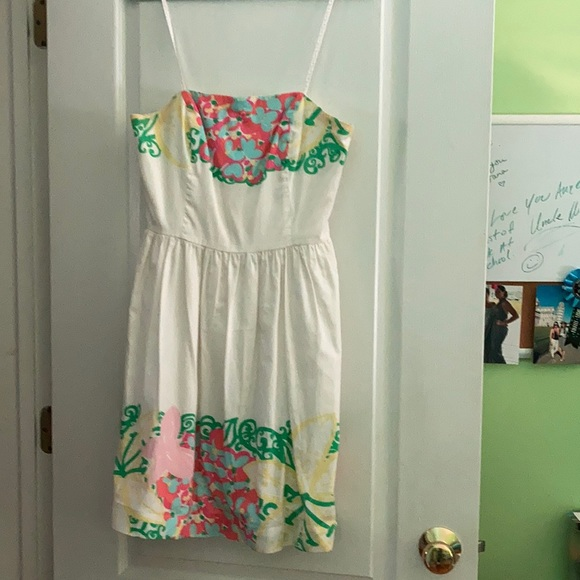 Lilly Pulitzer dress, worn several times